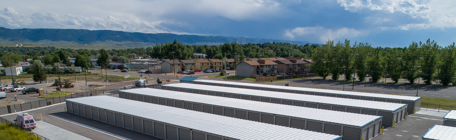 Affordable Self Storage Services In Casper, Wyoming